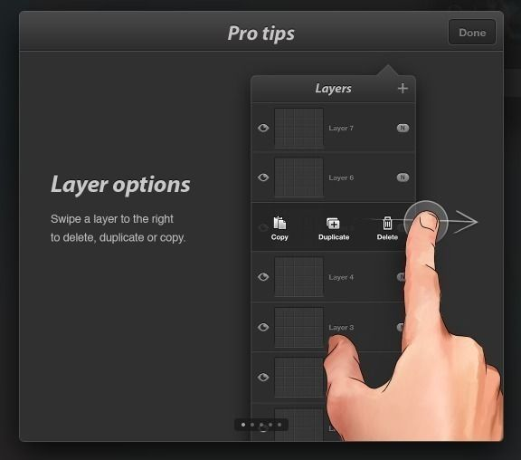 How To Draw With Finger Procreate