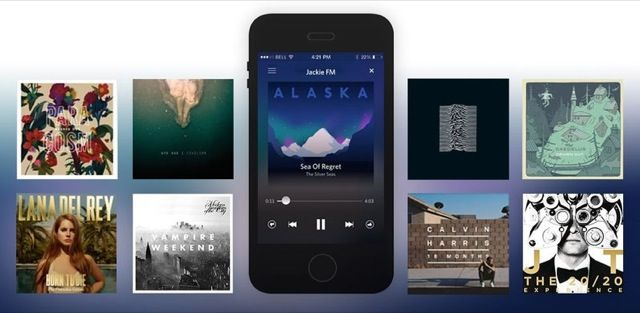 Rdio Rolls Out Free Stations Feature on iOS and Android Rdio stations