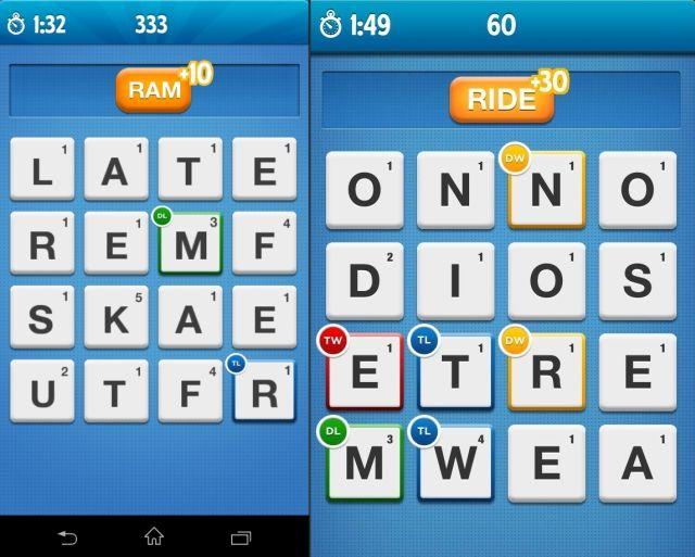gioco ruzzle per android