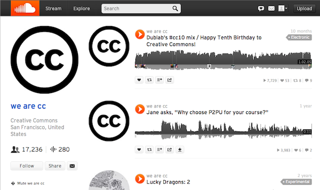14 Websites To Find Free Creative Commons Music