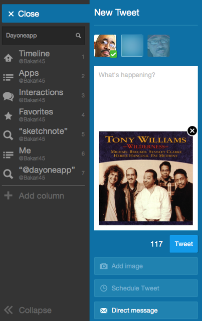 New TweetDeck for Mac Includes Better Tweeting and Image Preview TweetDeck update