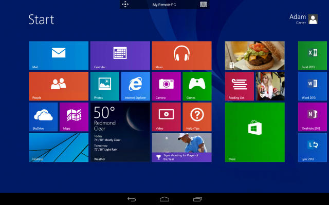 Microsoft Launches Remote Desktop For iOS & Android android rd