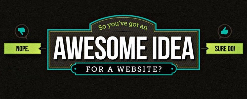 Flowchart: Executing Your Killer Idea For A Website