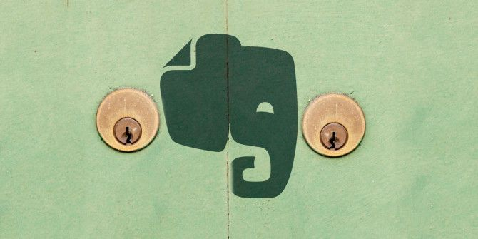 Evernote Now Extending Two-Step Verification To All Users