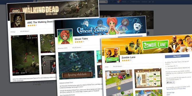 3 Great Facebook Games for Halloween