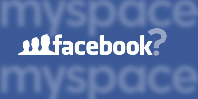 Is Facebook Going The Same Way As MySpace?