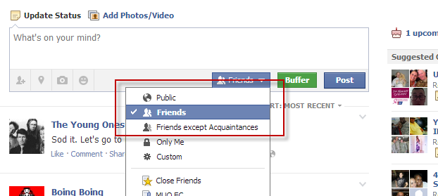 Watch Out! All Public Facebook Posts Are Now Fully Searchable facebook privacylevel