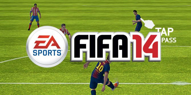 FIFA 14 On iOS: The Most Authentic Portable Football Experience Around