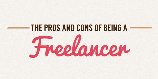 Should You Freelance? Weighing The Pros and Cons
