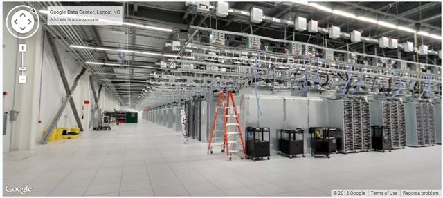 A Google Data Center