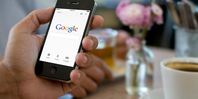 Google Search App For iOS Gets Push Notifications And New Card-Based Interface