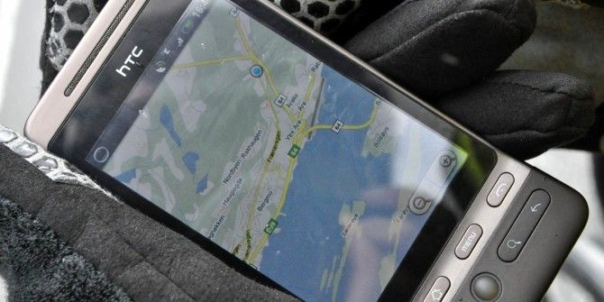 Navigating With A Phone? Use Google Maps On The Desktop to Plan Ahead