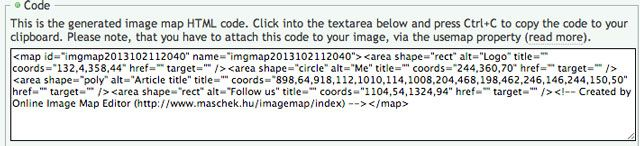 image-map-code