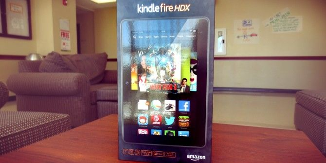 Amazon Kindle Fire HDX Review and Giveaway
