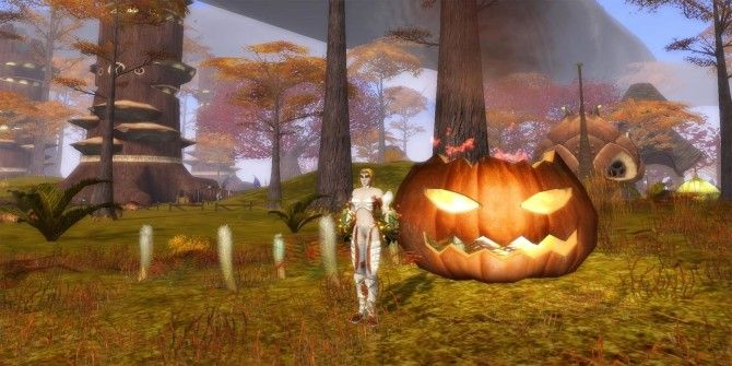 5 MMOs With Halloween Celebrations for You To Join In