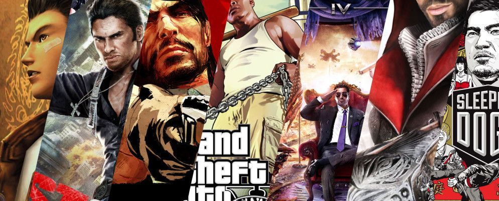 Completed GTA V? 7 More Open Worlds To Play Through