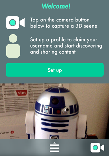 Your iPhone Can Create 3D Photos. Don't Believe It? Try Seene seene 1