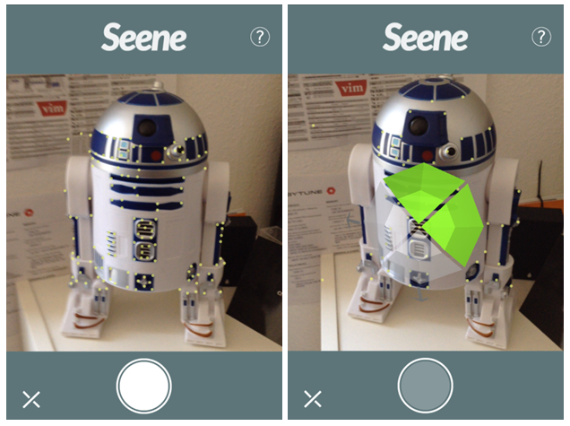 Your iPhone Can Create 3D Photos. Don't Believe It? Try Seene seene 2