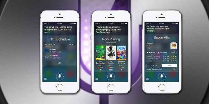 Do More With Siri Using The New iOS 7 Siri Commands