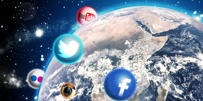 The Social Frontier: Great Ways To Explore Space On Social Networks