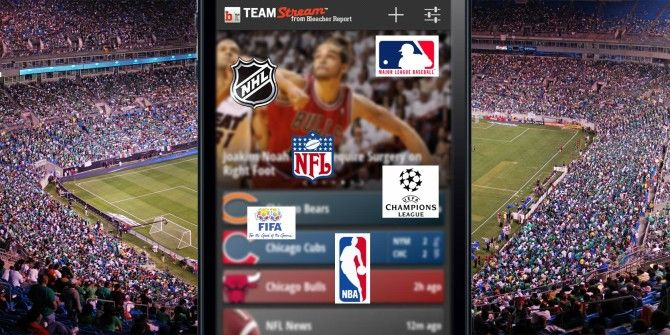 Team Stream Keeps Your Finger On The Pulse Of The Sports World