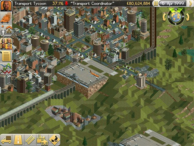 Transport Tycoon Review: Infrastructure Has Never Been So Fun tt airport