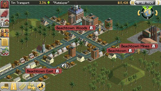 Transport Tycoon Review: Infrastructure Has Never Been So Fun tt beachtown