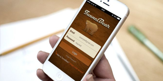 Set Up A VPN On Your iPhone In Minutes With Tunnelbear