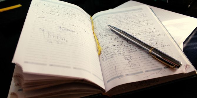Power Up Your Journal Writing With These Day One Tips