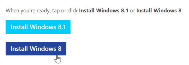 1 install windows 8.1