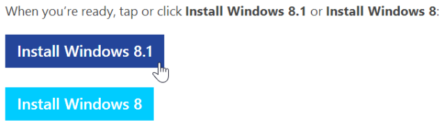 4 install windows 8.1