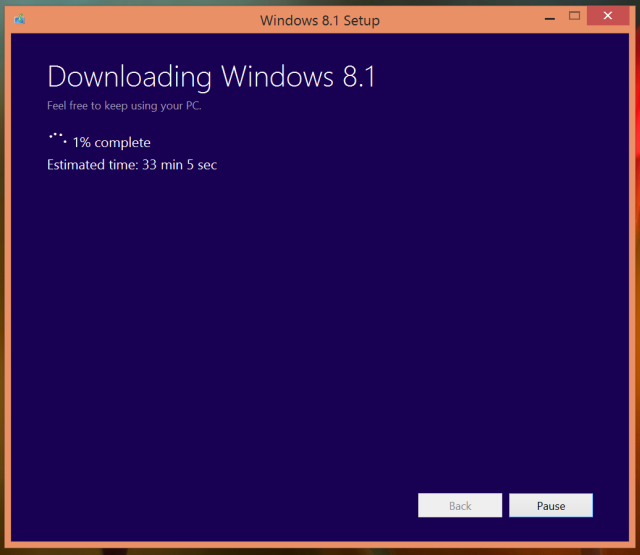 5 download windows 8.1 installation media