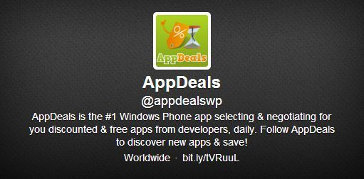 AppDealsWP-Track-App-Discounts-Deals-On-Twitter