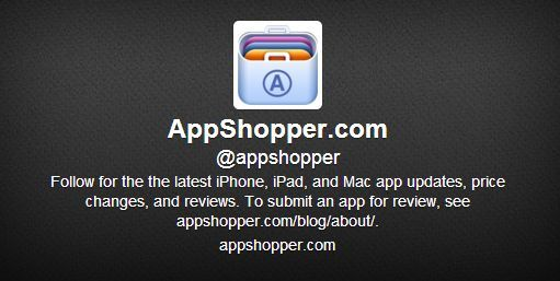 AppShopper-Track-App-Discounts-Deals-On-Twitter
