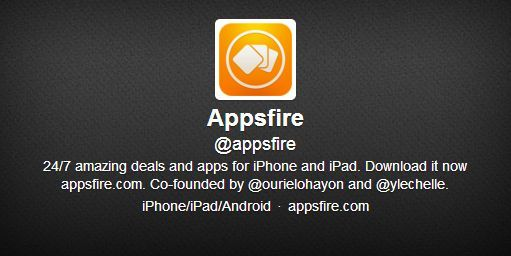 Appsfire-Track-App-Discounts-Deals-On-Twitter