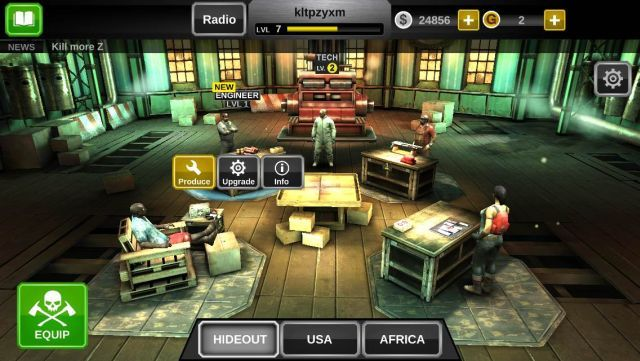 Dead trigger 2 a refined shooter for the casual mobile gamer dead trigger 2 hideout malvernweather Images