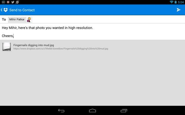 Dropbox-Android-Share-To-Contacts