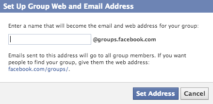 Facebook-Group-Email