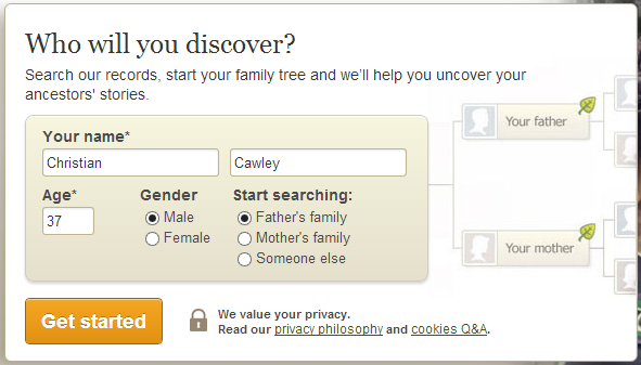 Research Your Family Tree Online Family Tree image1 6