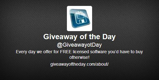 GiveawayotDay-Track-App-Discounts-Deals-On-Twitter