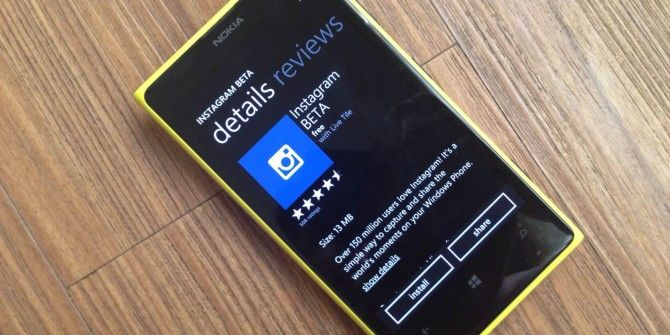 Instagram and Waze Hit Windows Phone 8, Photo App Lacks Some Features
