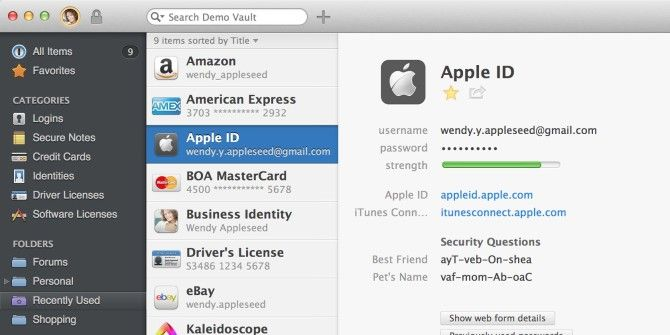 Let 1Password for Mac Manage Your Passwords & Secure Data