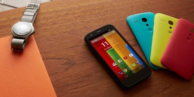 The Moto G Is Officially Here For Only $179 Unlocked