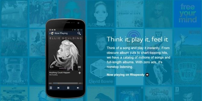 Rhapsody Radio Update Brings Ads-Free Listening & Unlimited Skipping