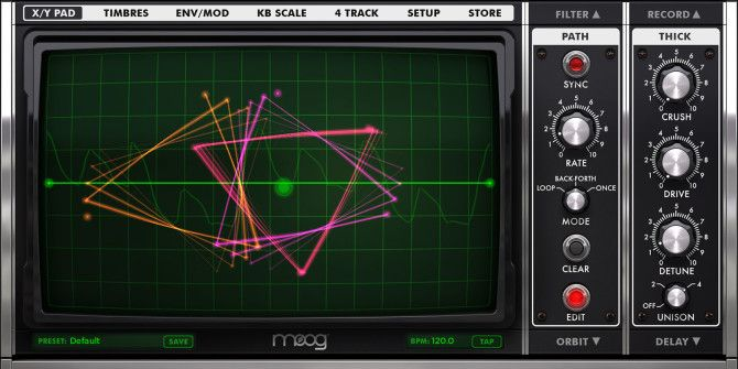 Animoog: The $30 Moog Synthesizer You've Always Wanted