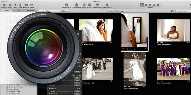 Aperture 3.5 Offers the Best Range of Photo and Editing Tools for the Mac