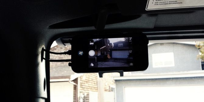 Action Cam – A Dashboard Camera For Windows Phone 8