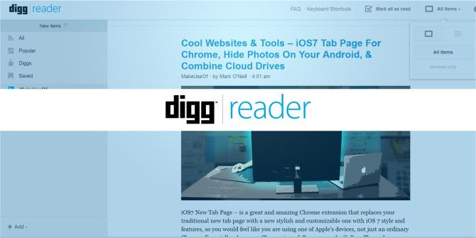 Digg Reader Is A Beautifully Minimal Alternative To Feedly