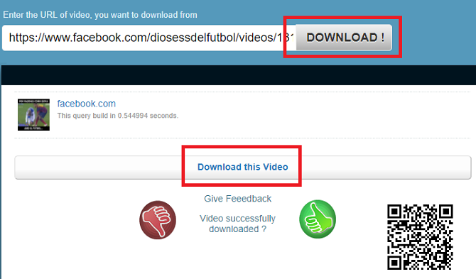 5 ways to download videos from facebook 1 downvids 5 ways to download videos ccuart Gallery