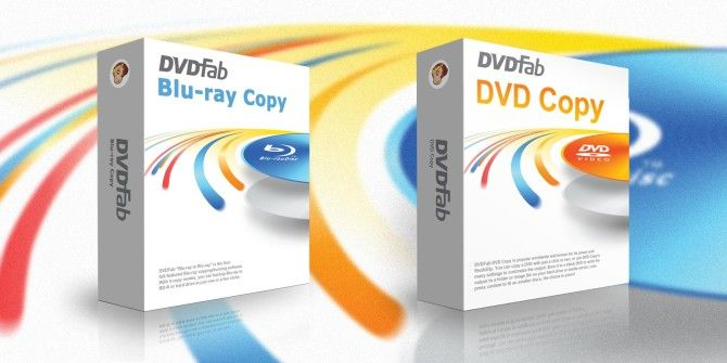 Create DVDs and Blu-ray Disc Backups Effortlessly With DVDFab Copy Suite [Giveaway]